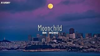 RM - Moonchild [Indo Lirik]