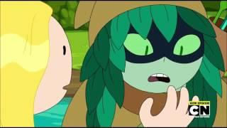 Adventure Time  Finn Meets Huntress Wizard