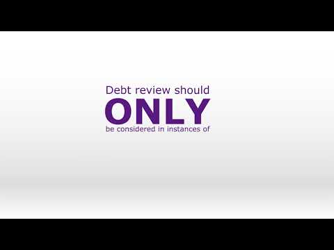 The difference between debt review and debt consolidation