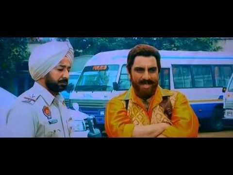 Download Ajj De Ranjhe (2012) Part 6 - DVDscr Rip - Punjabi Movie - Aman Dhaliwal & Gurpreet Ghuggi