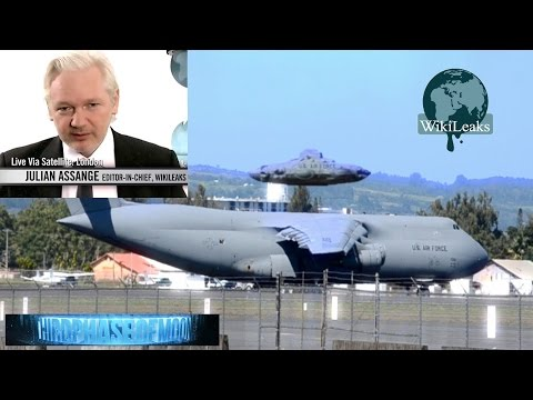 WIKILEAKS MURDER!? Julian Assange DISAPPEARS! Government UFO Alien Cover Up? 10/25/2016