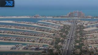 The secrets behind Palm Jumeirah
