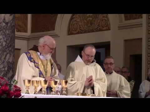Ordination Mass, Fr. John E. Koelle, O.F.M. Cap. - Part 2
