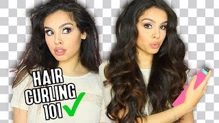 HOW TO CURL YOUR HAIR | Hair Curling HACKS