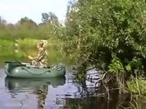 Ловля щуки в февреле на поставушки проездом (видео-отчет) зимняя ...