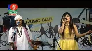 Cherede Nouka Ami Jabo Modina Bangla Folk Song By Bindu Kona