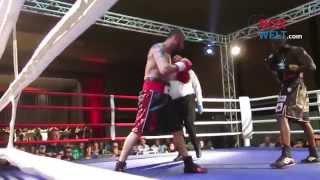 Gambar cover Turgay Uzun vs Omar Jatta - Rematch