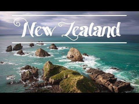 Travel New Zealand - ULTRA HD DRONE