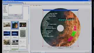 Acoustica CD Label maker 3 33