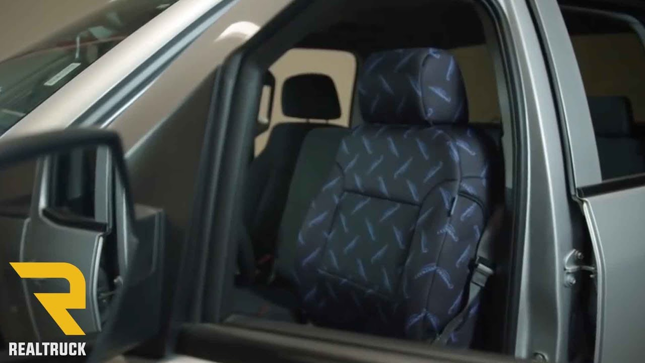 Wonderful How To Install Coverking Seat Covers On A Chevrolet Silverado