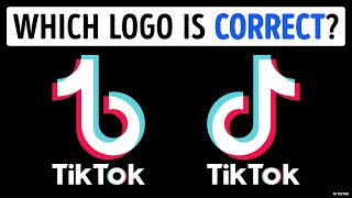 LOGO QUIZ CHALLENGE 3 || WHICH LOGO IS CORRECT || TikTok || ONLY FOR GENIUS