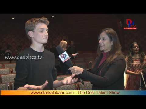 Austin Harrod, negative role in the movie 'Growing Up Smith' speaks to DesiplazaTV || Dallas || DPTV