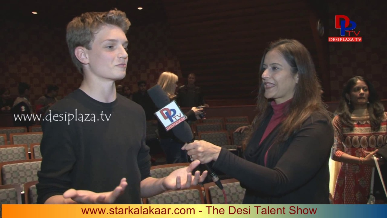 Austin Harrod, negative role in the movie 'Growing Up Smith' speaks to DesiplazaTV || Dallas || DPTV