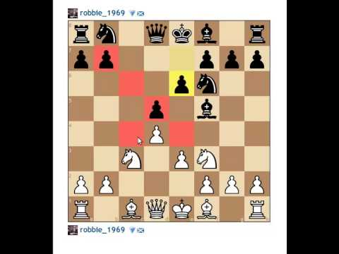 Chess Lesson : Square strategy theory - the control zone