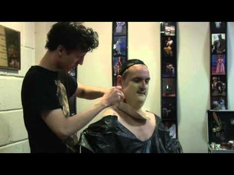Hairspray The Making Of Edna Turnblad Youtube