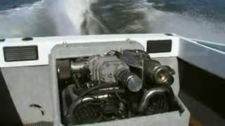 Supercharged Lexus V8 Jet Boat