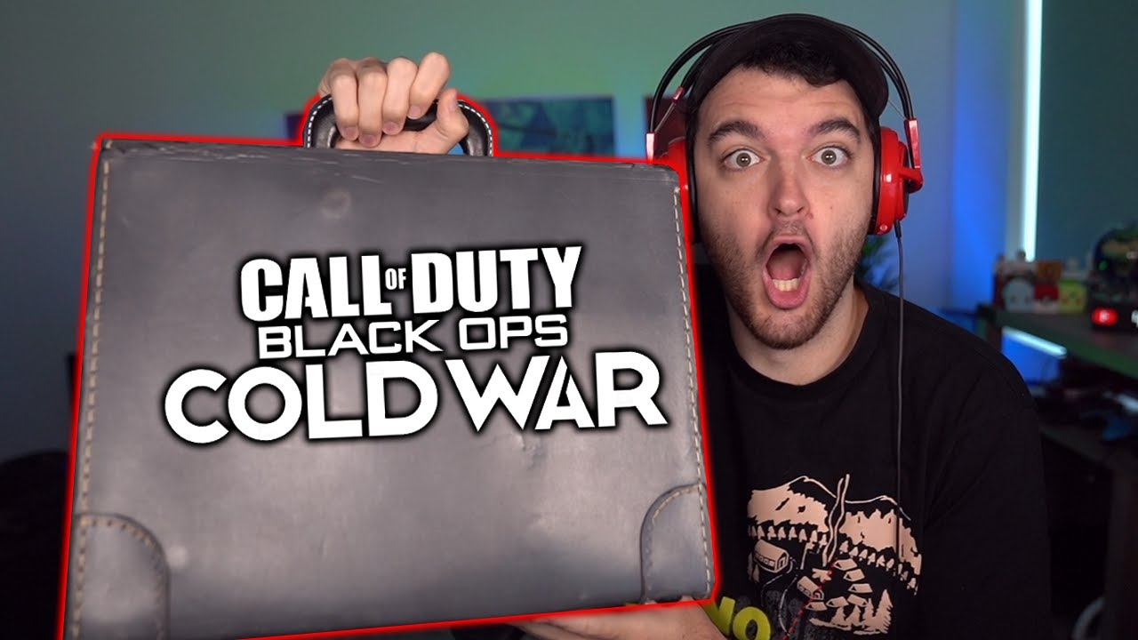 HOW WE SOLVED THE COD 2020 EASTER EGG... (Black Ops Cold War Reveal)