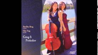 EDVARD GRIEG: Sonata for Cello and Piano, Op. 36: Movement II