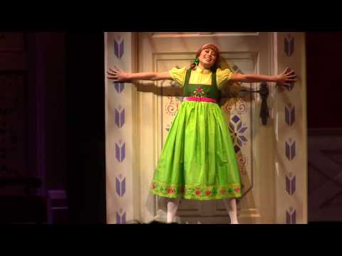 Frozen - Live At The Hyperion Theater In Disney's California Adventures 2017 (Full Show) Part 1