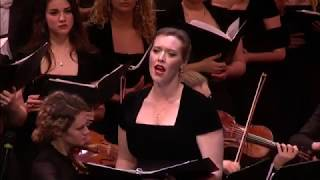 Soprano Stephanie DePrez sings Dido's Lament
