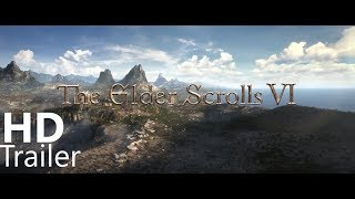 The Elder Scrolls 6 Reveal Teaser Trailer Bethesda E3 2018 Gameplay