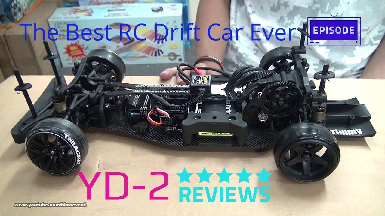 The Best RC Drift Car Ever (Part 4) by TW Racing - YouTube