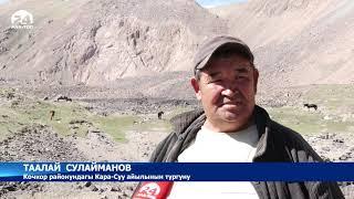 Элди таза суу менен камсыз кылуу долбоорлорун ишке ашыруу улантылууда - Кыргызстан жаңылыктары