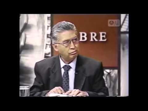 Entrevista al fiscal supremo Percy Peñaranda sobre las acusaciones en su contra hechas por Heriberto