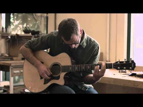"""Taylor Guitars """"New 600 Series"""" - Maple's Revival"""