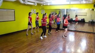Bush Party (by Karla Carter) - Line Dance