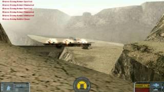 Tom Clancy's Ghost Recon: Desert Siege - Ending On Elite