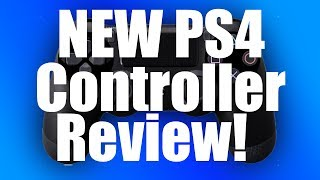 DUALSHOCK 4 Works with PS3 - Playstation 4 Controller review - Dualshock 4 review