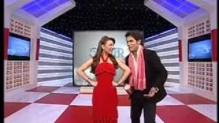 Glitter Mania Amitabh Bachchan HUM Film Special on My TV Channel LIVE with Mohsin Khan & Khuri