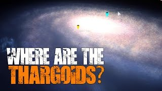 Elite: Dangerous - Where are the Thargoids? (And what are they?)