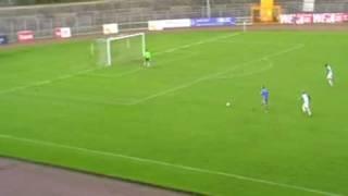 SV Darmstadt 98 - SpVgg Greuther Fürth (u19-Junioren Bundesliga) 0-0 große Chance.Letzte Minute