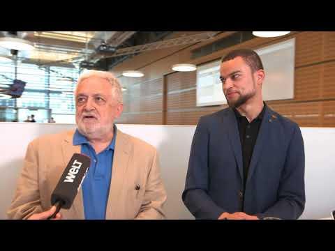 """Blutiger Tag in Gaza: """"Ich habe Mitgefühl mit den Palästinensern"""", sagt Henryk M. Broder"""