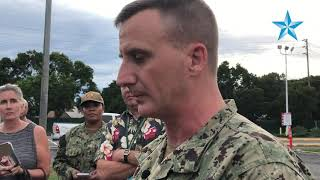[RAW] Press conference on Pearl Harbor Naval Shipyard shooting that killed 2 civilian workers