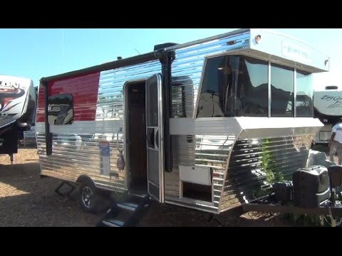 Wonderful NEW 2017 Heartland RV Terry Classic V21  Prototype Trailer  YouTube