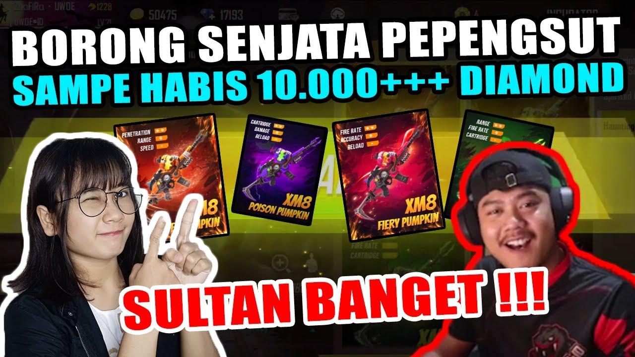 Reaction Sultan Budi01 Gaming Borong Senjata Pepengsut Incubator Xm8 Spin Terus Sampe Dapet Youtube