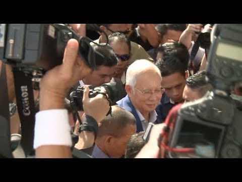 Former Malaysian PM Summoned to Explain Fund Transfer Scandal