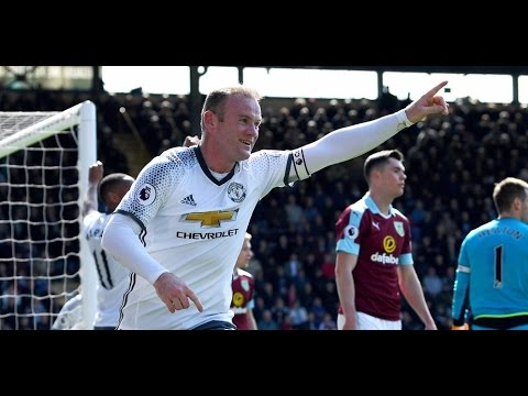 Burnley vs Manchester United 0-2 April 23rd 2017 All Goals and Highlights!