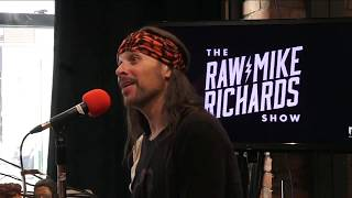 Raw Mike Richards - Full Alan Park Interview