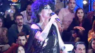 Özlem Tekin - Kara Sevda { Kingo Disco } 17.12.2011