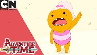 Adventure Time | The Invitation | Cartoon Network