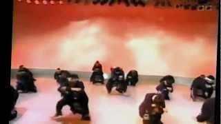 Japanese traditional songs Sōran Bushi (ソーラン節)