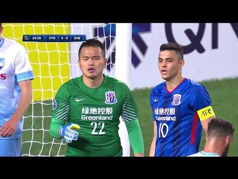 Sydney FC 0-0 Shanghai Shenhua (AFC Champions League 2018: Group Stage)
