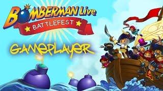 Gameplayer Bomberman Live Battlefest Xbox 360
