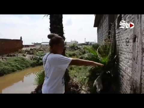 Lluvias generan inundaciones en colonias de Torreón