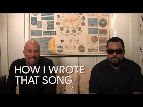 "How I Wrote That Song: Ice Cube & Common ""Real People"""