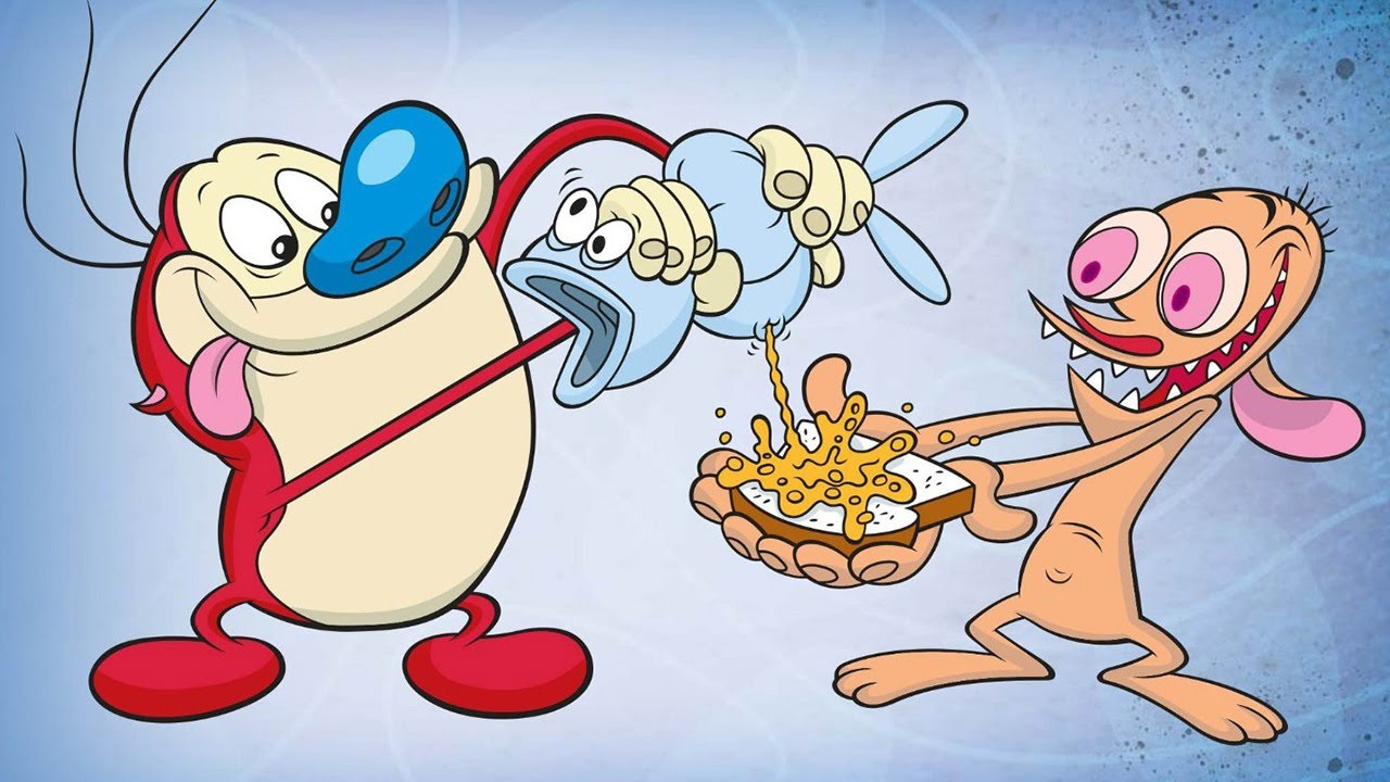 Ren Stimpy Why Were We Allowed To Watch This Youtube